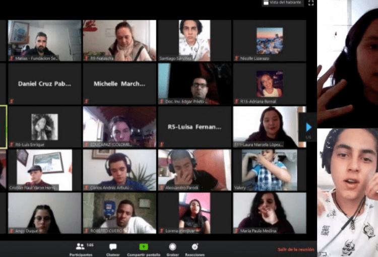 """Hablan las juventudes de Latinoamérica: """"Sueño con una educación basada en el respeto y la igualdad"""""""