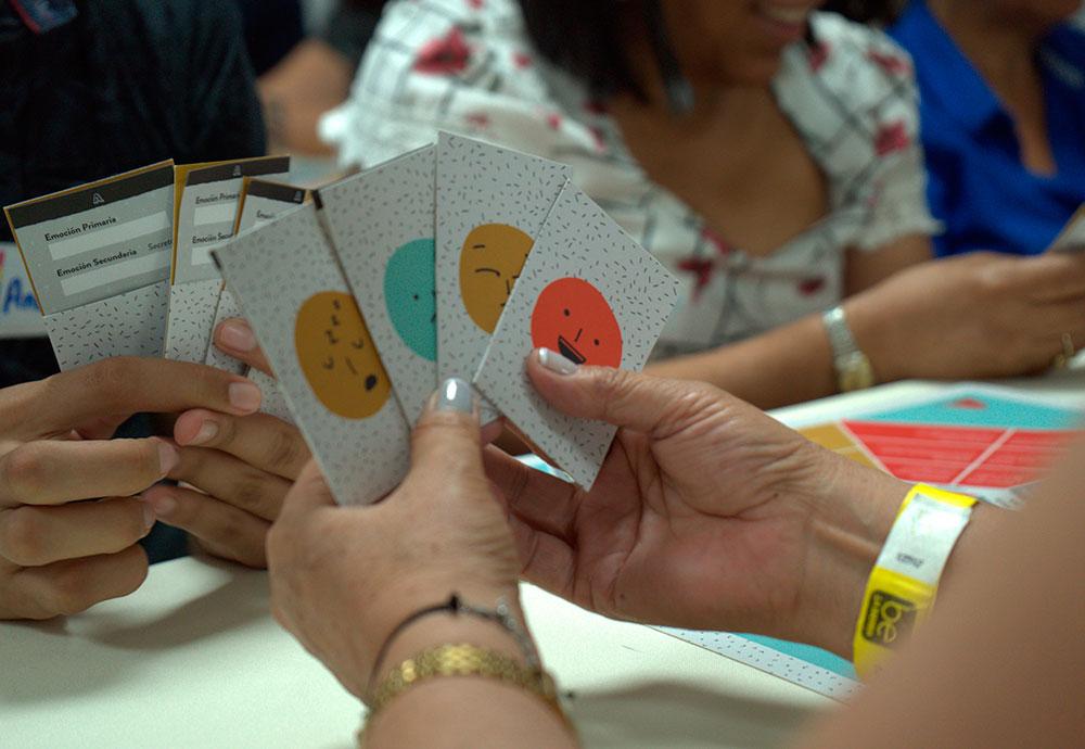 SE DISPARA INTERÉS DE COMUNIDADES EDUCATIVAS PARA CAPACITARSE EN CONVIVENCIA