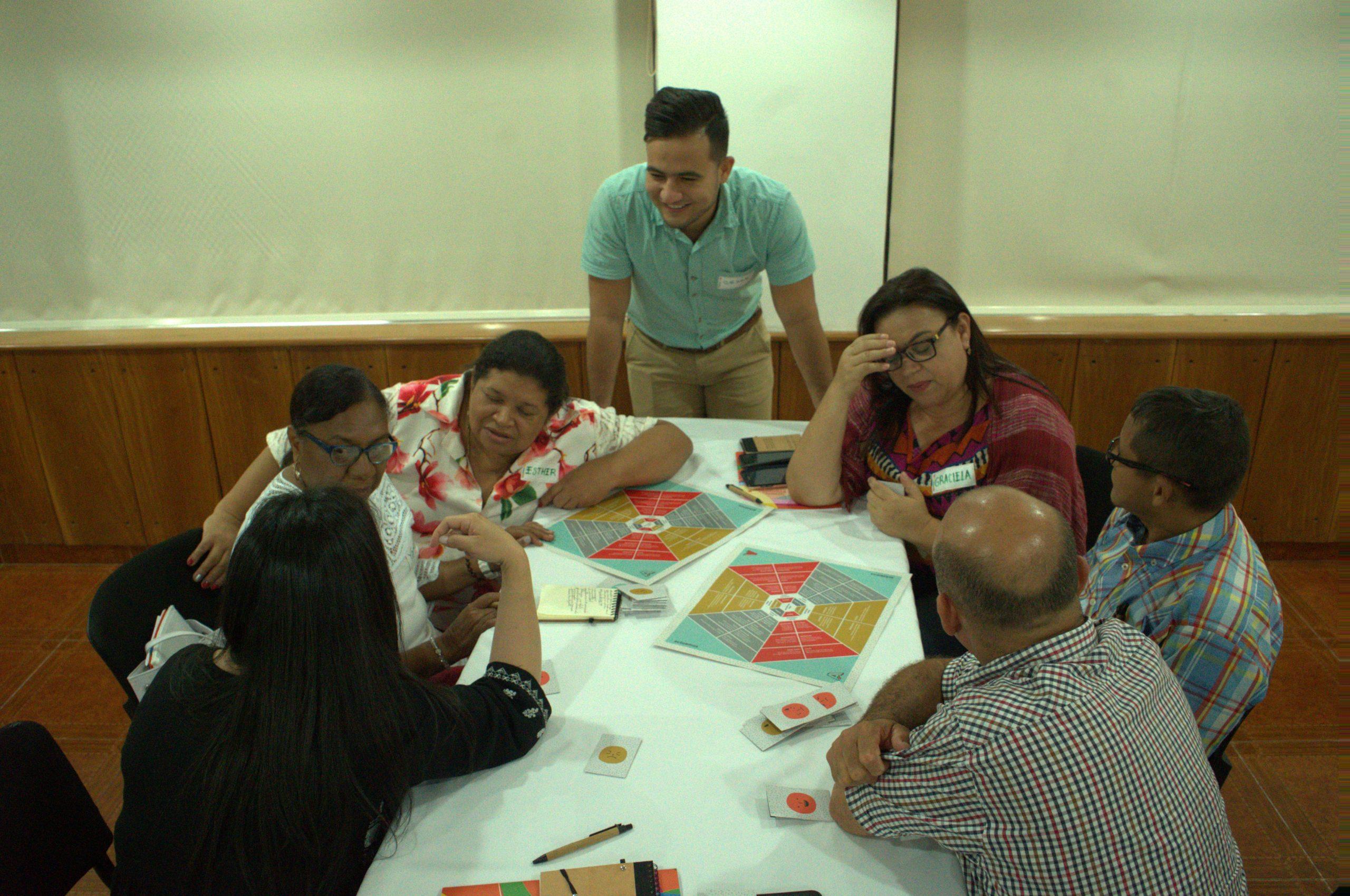 Embajadores en Metodologías Lúdico Participativas en Colombia