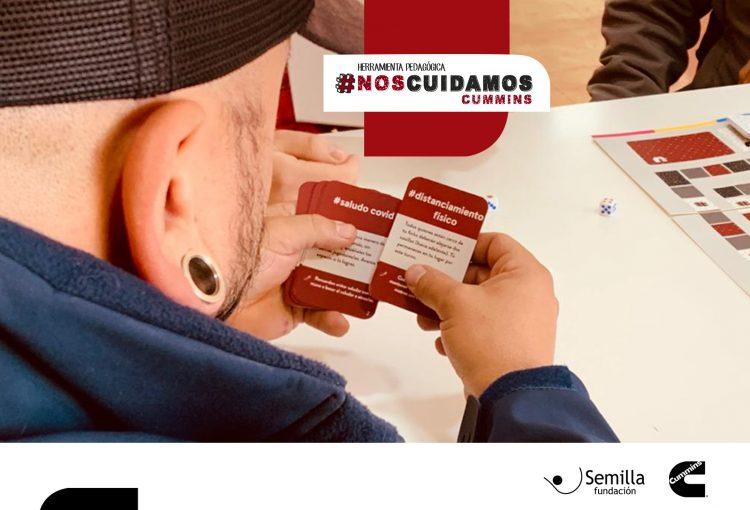 #NOSCUIDAMOSCUMMINS: LO SOCIOEMOCIONAL ABORDADO DESDE EL JUEGO